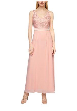 GEBLOEMDE KANT - Maxi dress - spring rose