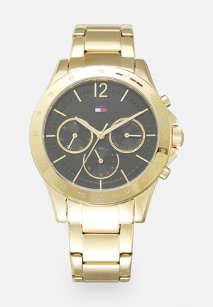 HAVEN - Watch - gold-coloured/black