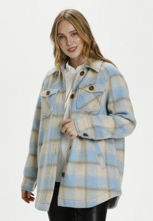 Short coat - dream blue
