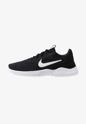 FLEX EXPERIENCE RN  - Neutral running shoes - black/white/dark smoke grey
