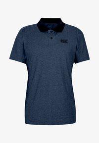 MEN - Polo shirt - night blue