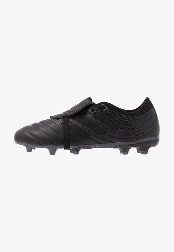 COPA GLORO 20.2 FG - Fotbollsskor fasta dobbar - core black/dough solid grey
