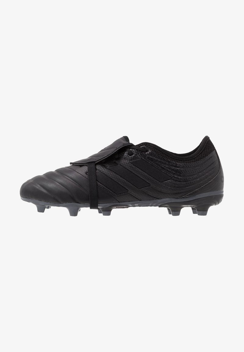 adidas Performance - COPA GLORO 20.2 FG - Moulded stud football boots - core black/dough solid grey