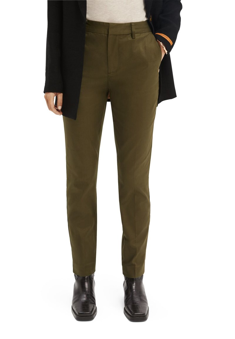 Scotch & Soda - BELL STRUCTURED - Chino - military