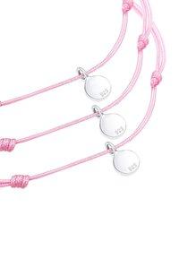 Elli - SET - Bracelet - rose-coloured - 5
