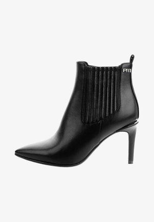 MADDALONI - High heeled ankle boots - black