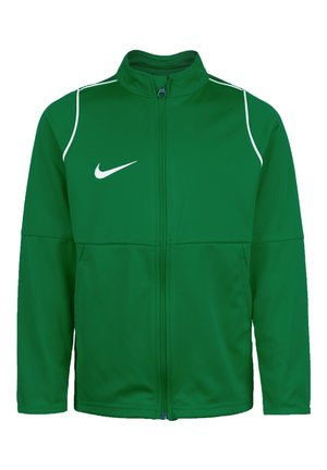 PARK 20 DRY TRAININGSJACKE HERREN - Training jacket - pine green / white