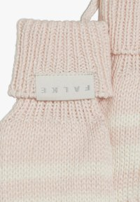 Falke - BABY GIFT SET - Mittens - powder rose - 5