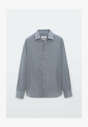 SLIMFIT - Shirt - blue