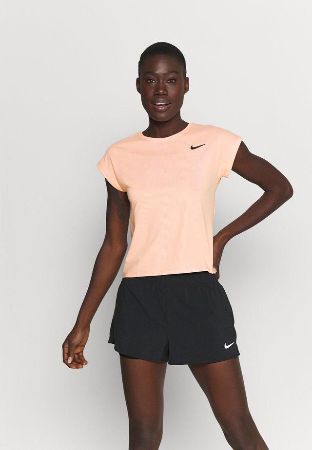 T-shirt basic - arctic orange