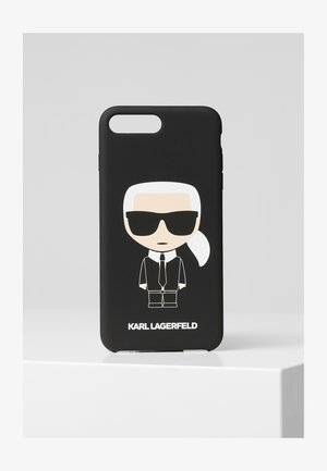 8+ - Phone case - black