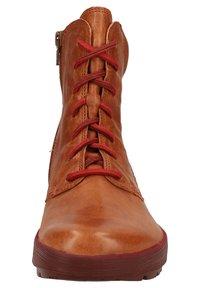Think! - Ankle boots - cognac - 6