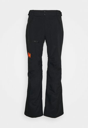 SOGN CARGO PANT - Snow pants - black