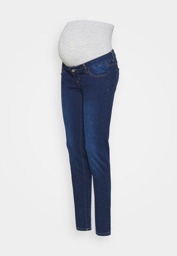 MLFIFTY - Jeans Skinny Fit - dark blue denim/wash