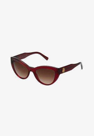 Sunglasses - burgundy