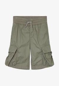 GAP - BOY  - Pantalones cargo - mesculen green - 3