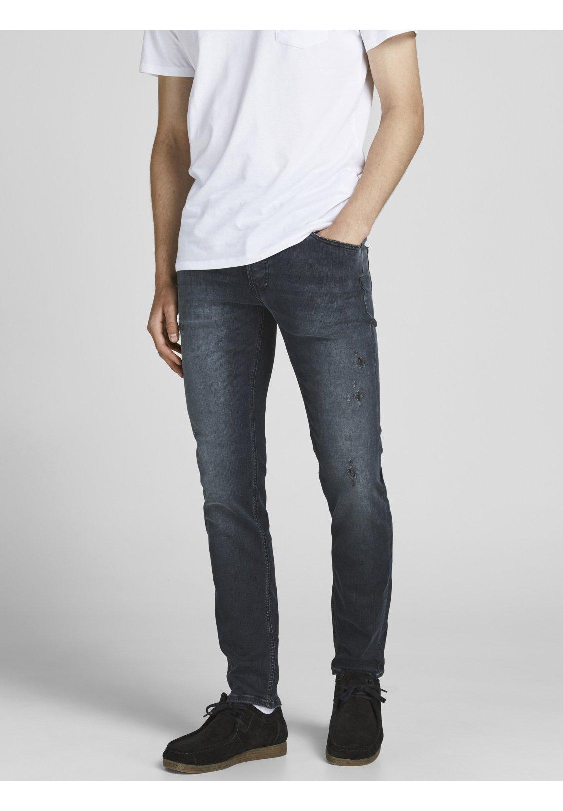 Uomo JJIGLENN JJORIGINAL JOS NOOS - Jeans slim fit