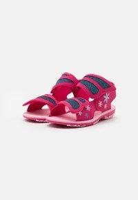 Kappa - Walking sandals - pink - 1