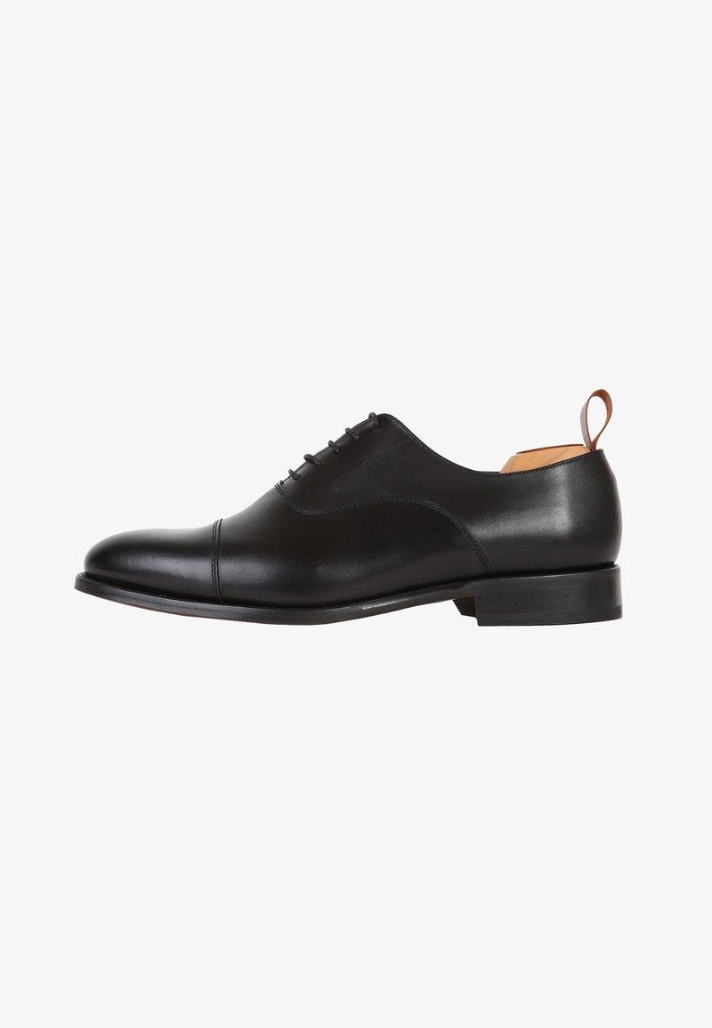 Scalpers - ALASKA  - Eleganckie buty - black