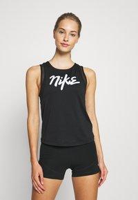 Nike Performance - TANK RUNWAY - Camiseta de deporte - black - 0