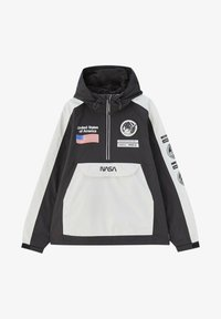 PULL&BEAR - NASA - Windbreaker - white - 6