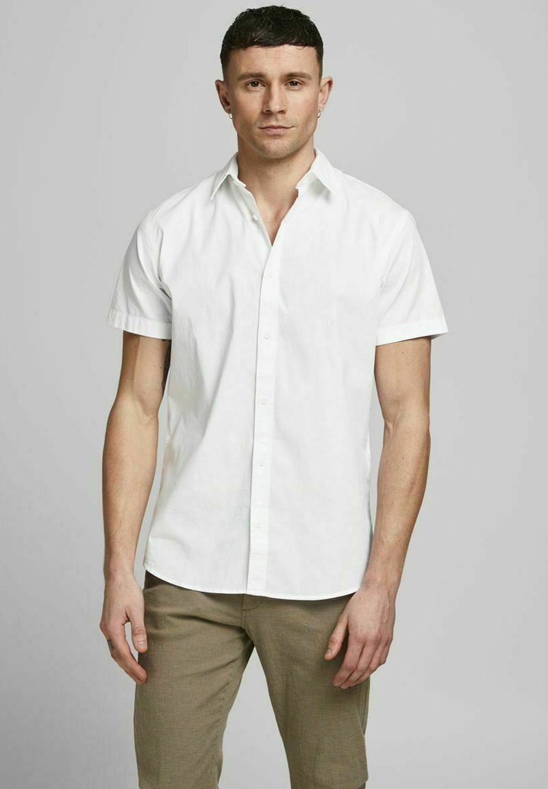 Jack & Jones - Camicia elegante - white