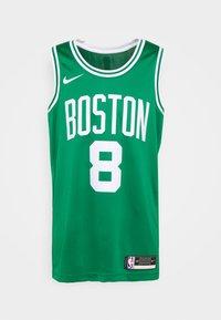 NBA BOSTON CELTICS SWINGMAN JERSEY - Squadra - clover/white