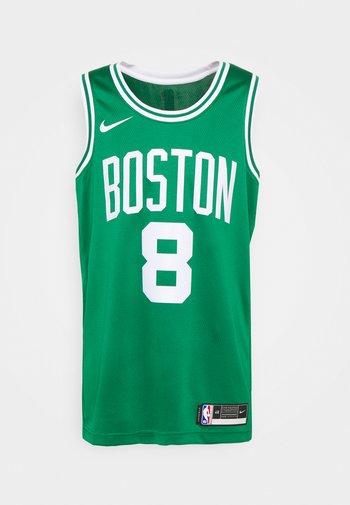 NBA BOSTON CELTICS SWINGMAN JERSEY - Equipación de clubes - clover/white
