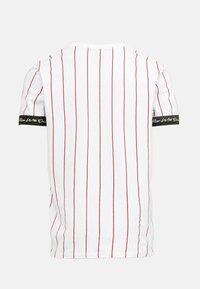 Kings Will Dream - CLIFTON - Print T-shirt - white / red - 5