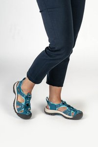 Keen - VENICE H2 - Walking sandals - celestial/blue grotto - 0