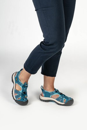 VENICE H2 - Walking sandals - celestial/blue grotto