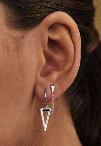 Selected Jewels - SET - Earrings - silber - 0