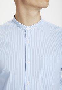 Matinique - Shirt - chambray blue - 3