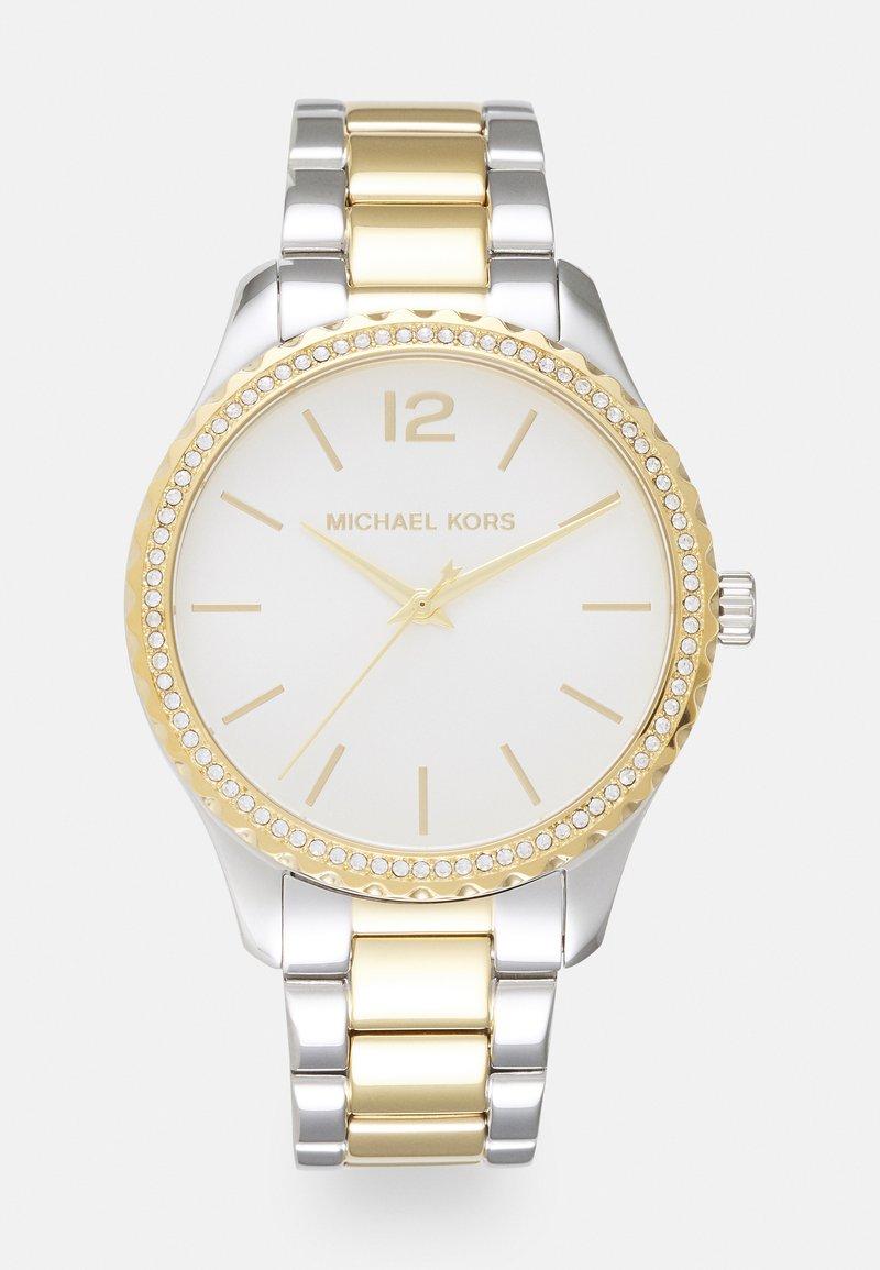 Michael Kors - LAYTON - Horloge - silver-coloured