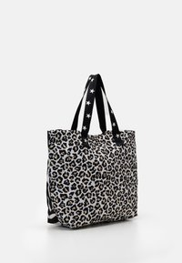 Converse - TOTE - Bolso shopping - zebra leopard/star - 1