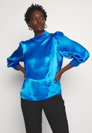 Blouse - royal blue