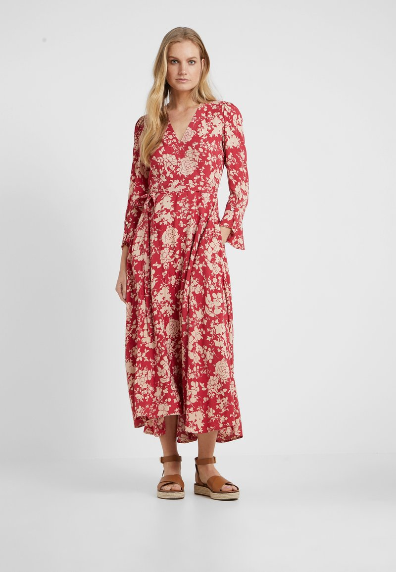 Polo Ralph Lauren - Maxi dress - red meadow
