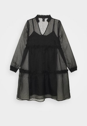 DRESS MY - Day dress - black