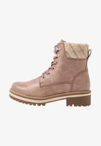 Tamaris - Lace-up ankle boots - rose - 1