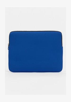 Laptoptas - electric blue
