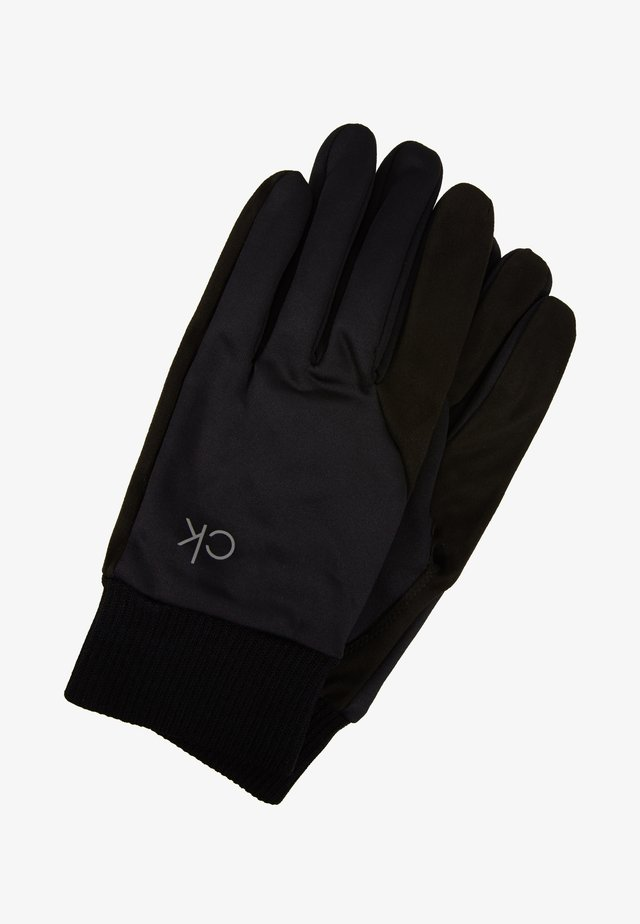 WINTER GLOVE - Gants - black