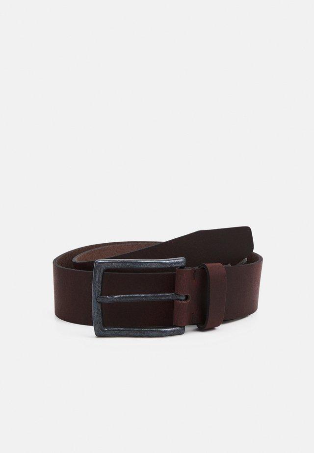 MEN'S BELT - Belt - braun