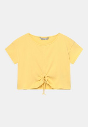 CIMEROS - T-Shirt print - yellow