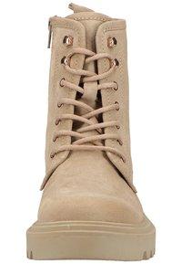 Sansibar Shoes - Veterboots - beige - 5