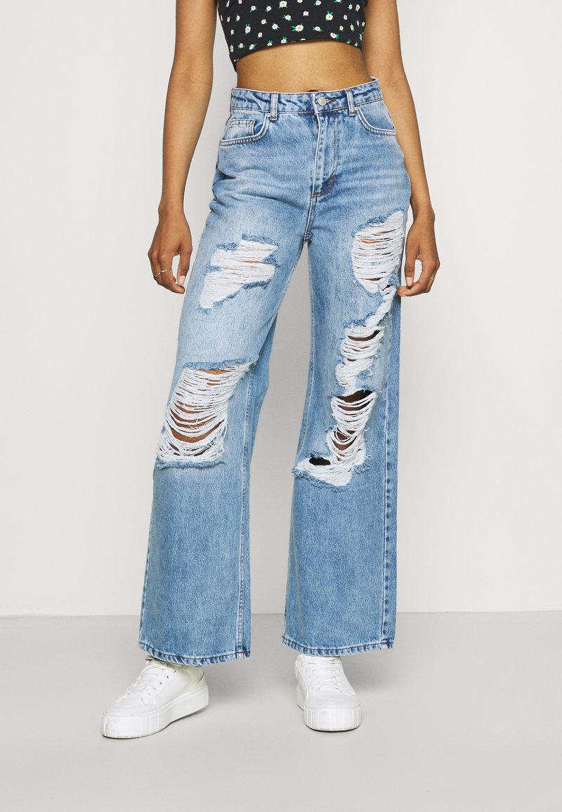 Trendyol - Jeans relaxed fit - blue