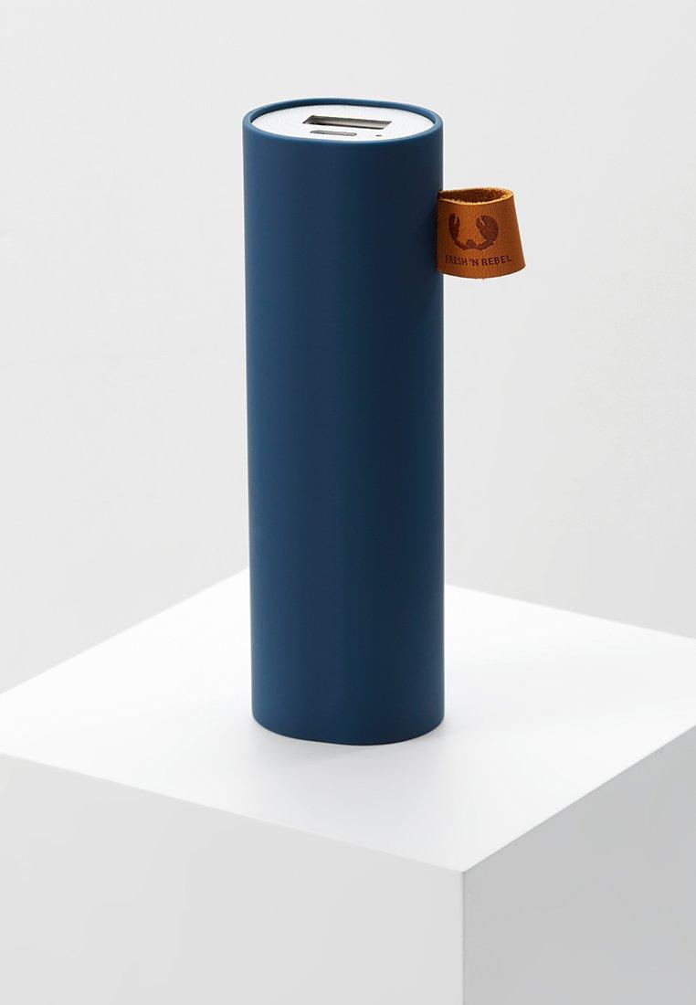 Fresh 'n Rebel - POWERBANK 3000 MAH - Power bank - indigo