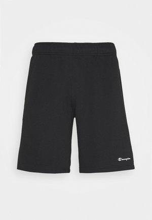 BERMUDA - Korte broeken - black