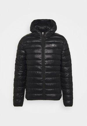 LIGHT WEIGHT BUBBLE JACKET - Light jacket - black