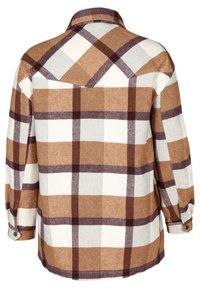 Zizzi - Light jacket - brown - 3
