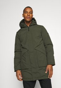 Jack & Jones - JJHUSH - Parka - forest night - 0